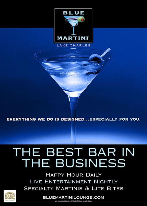 Blue Martini Lake Charles
