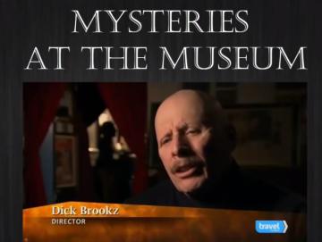 Magician Houdini Museum expert-Dick-Brookz