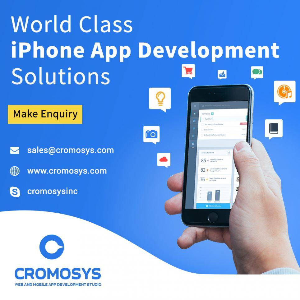 Best iPhone App Development Company