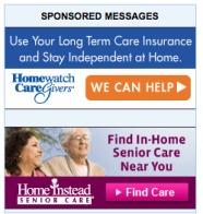 Home Care Hospice Association Ads