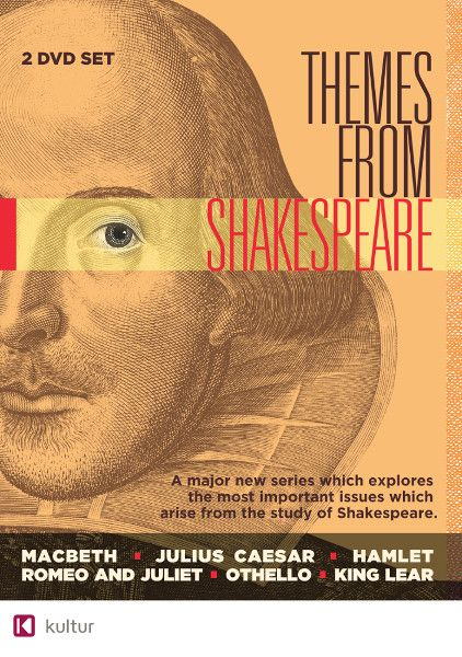 Themes from Shakespeare DVD