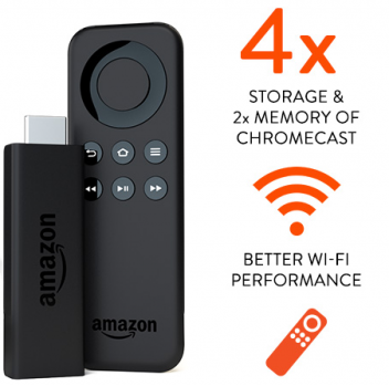 Amazon Fire TV Stick Coupon, Discount Up to 50% -- Offer ...