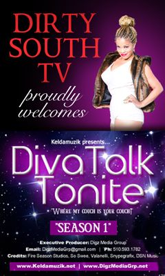 Diva Talk Tonite