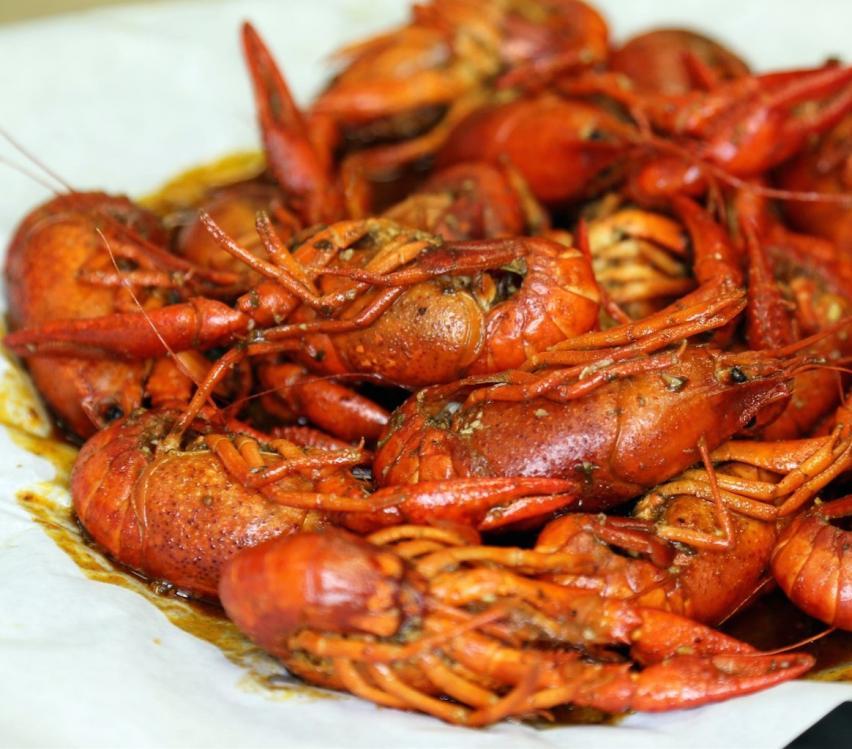 Best Crawfish in Las Vegas | Crab Corner