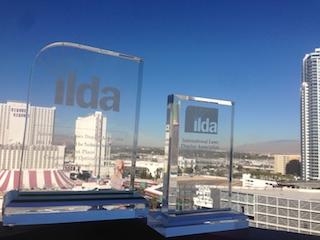 Pangolin Systems ILDA Awards