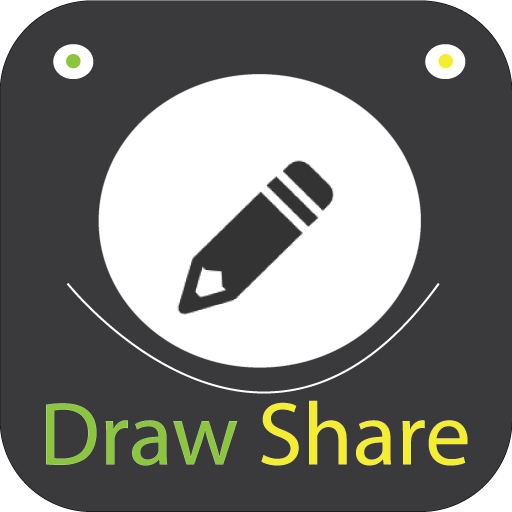 Draw Share Is The Essence Of Art In An Application