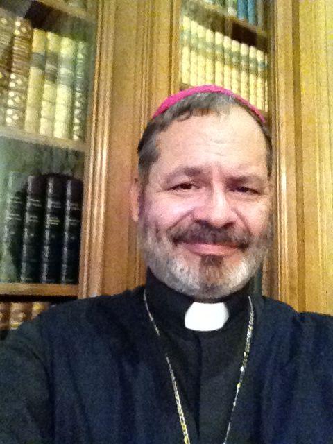 Archbishop Ron Feyl