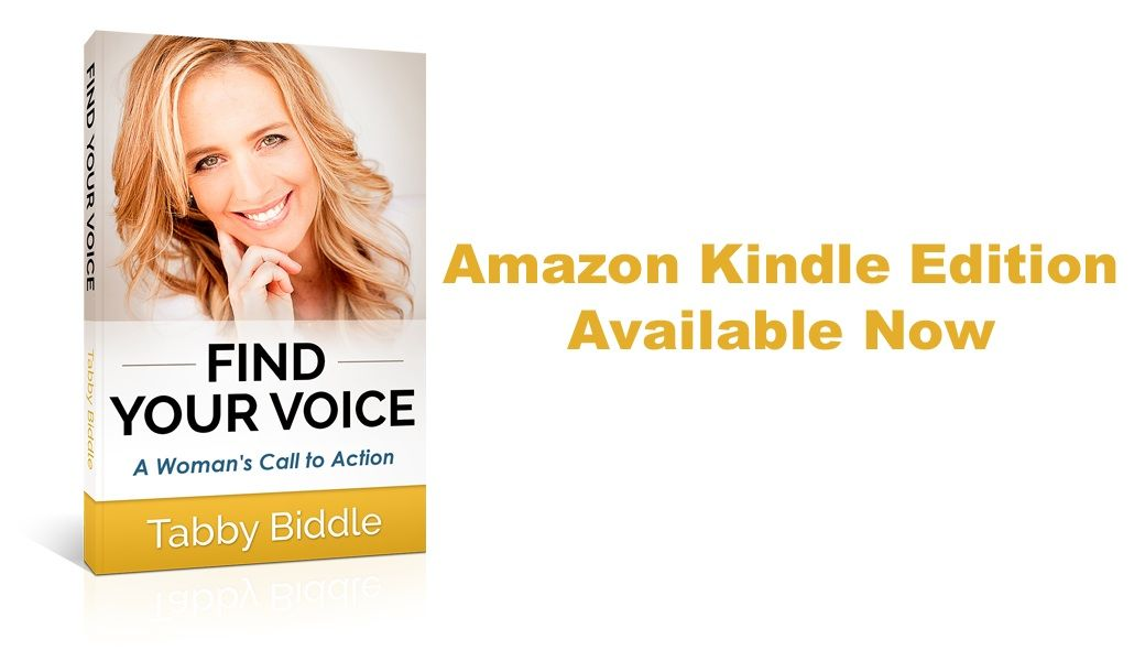 Find Your Voice on Amazon