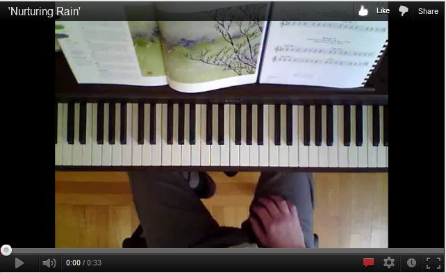 """""""Playing Piano Should be Fun"""" says Weiss"""