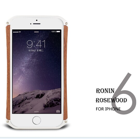 Element Ronin Wood iphone 6 4.7 case