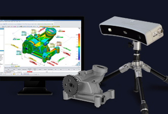 Geomagic Capture Blue Light Scanner