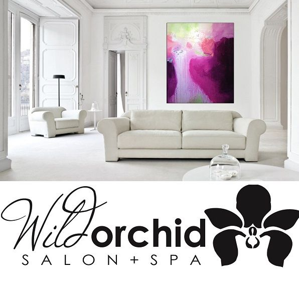 Blush by Julie Ahmad at Wild Orchid Salon + Spa
