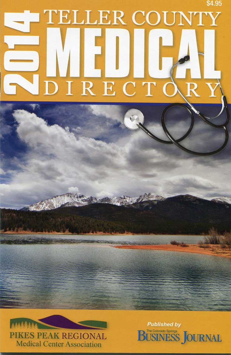 Cover 2014 Medical Directory