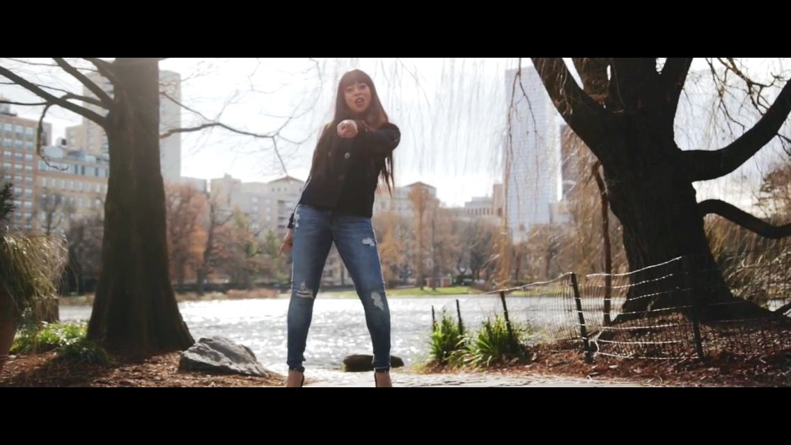 """Carmelina - """"Born To Win"""" Official Music Video"""