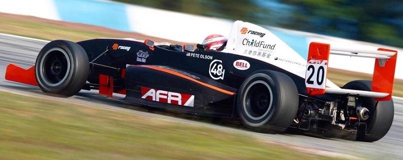 Pete Olson-Asia Formula Renault AFR