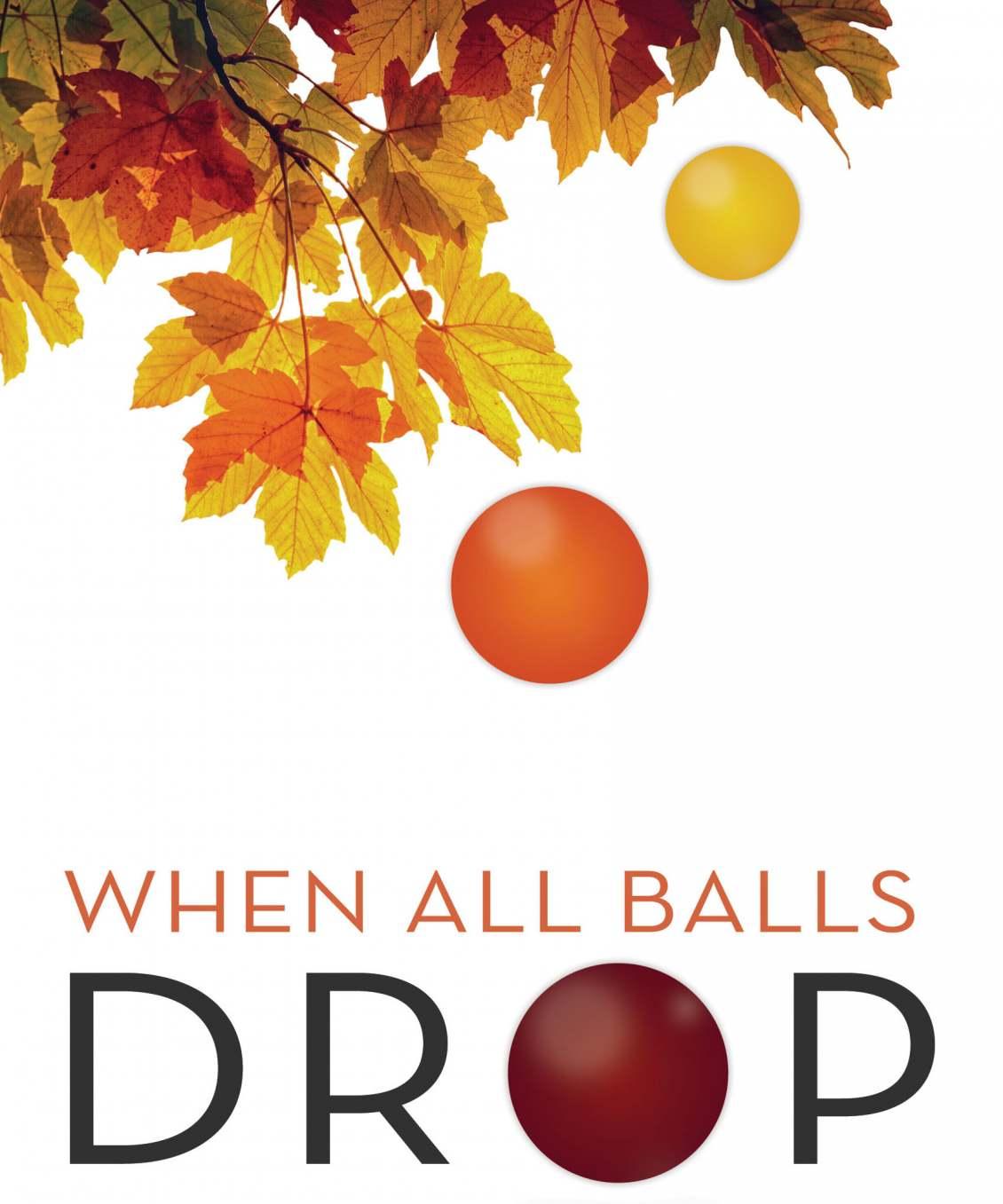 Inspirational Memoir When All Balls Drop