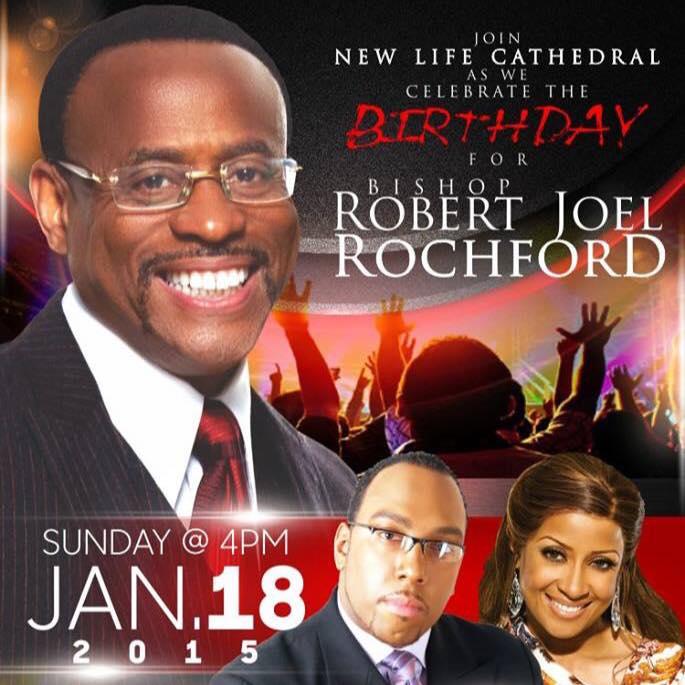 Bishop Robert Rochford 63rd Birthday Celebration