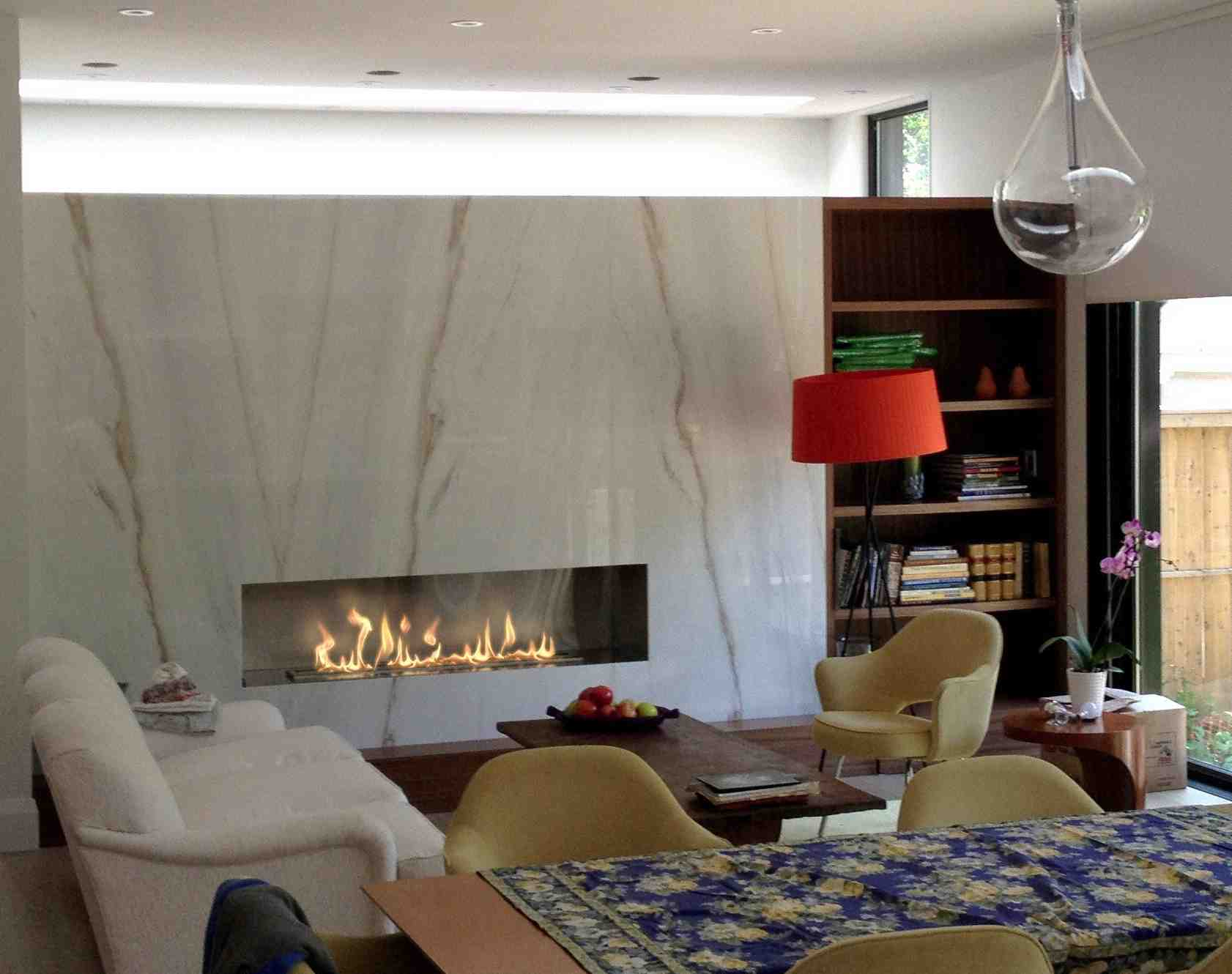 The bio flame company ethanol fireplace products to heat the globe