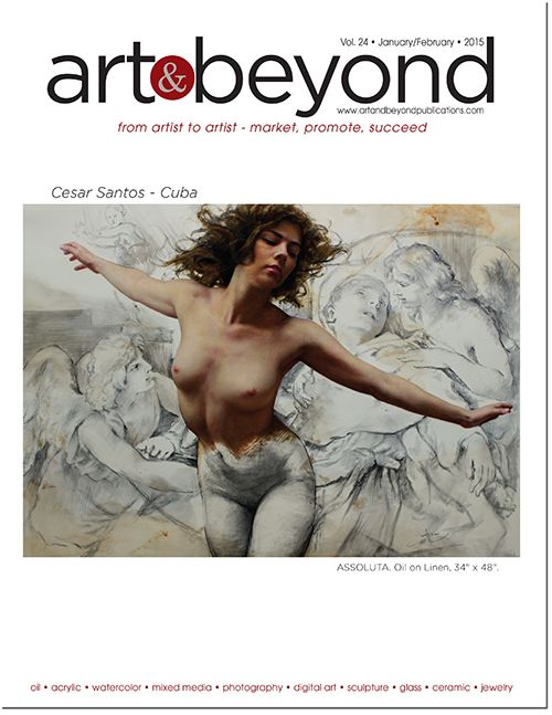 Art & Beyond Cover, January/February 2015
