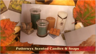 Potterwyx Scented Candles & Soaps