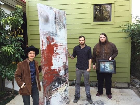 Escapists Gonzalez, Tarbox and Poteete