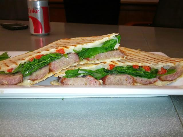 One of the flatbread concepts