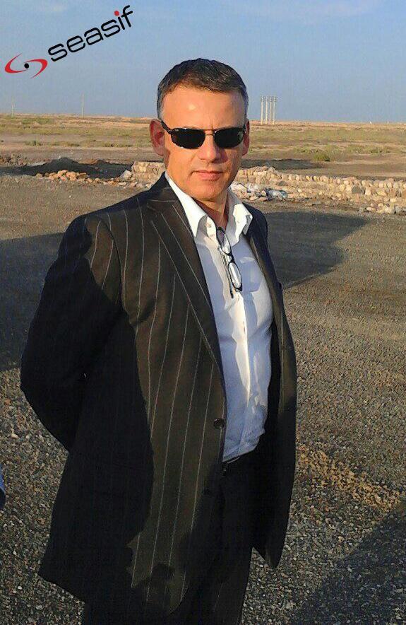 Eng. Franco Favilla, CEO Seasif Holding