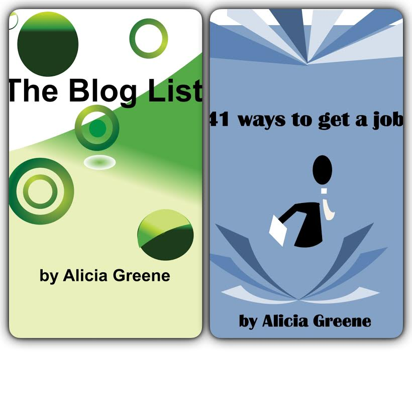 The Blog List, 41 ways to get a job