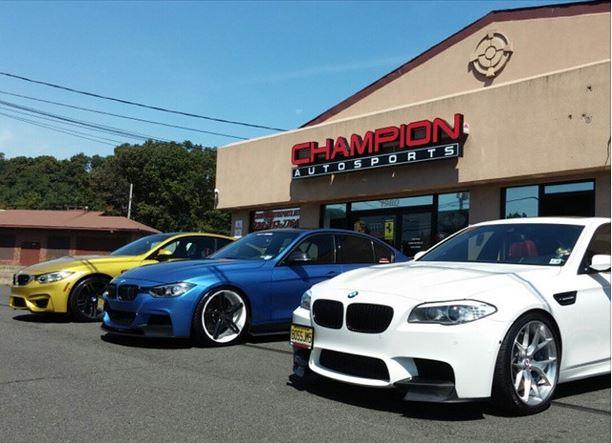 Champion Auto Sports Llc Is Now Offering Financing