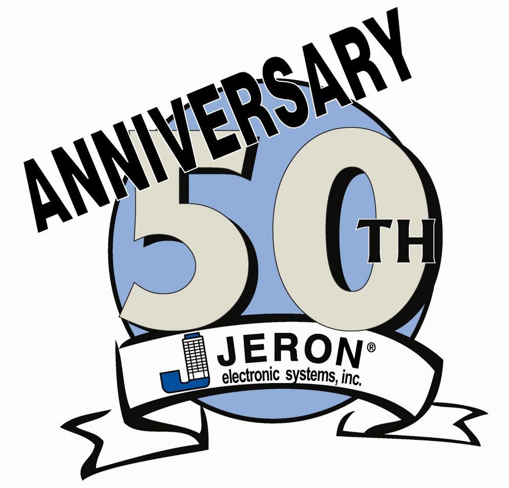 Jeron Celebrates 50th