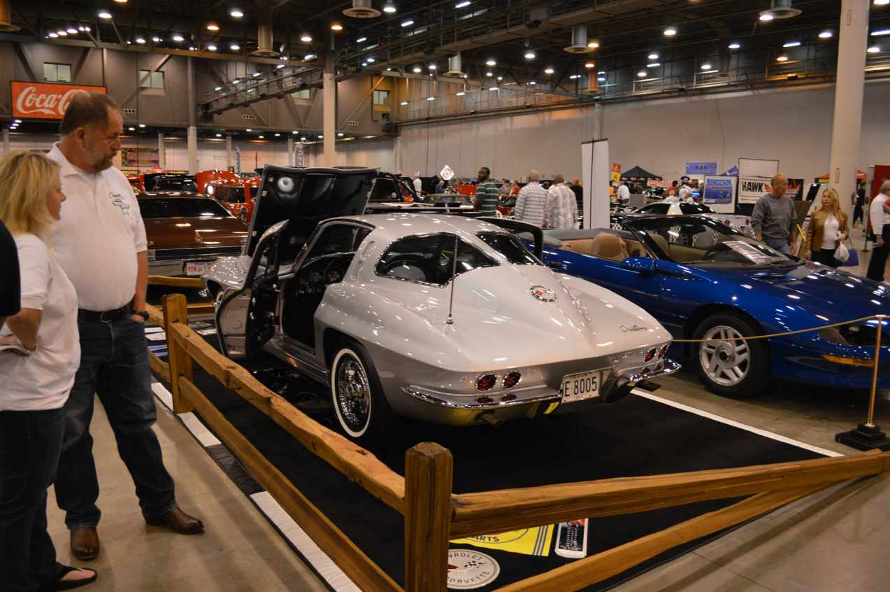 1963 Split Window Chevrolet Corvette