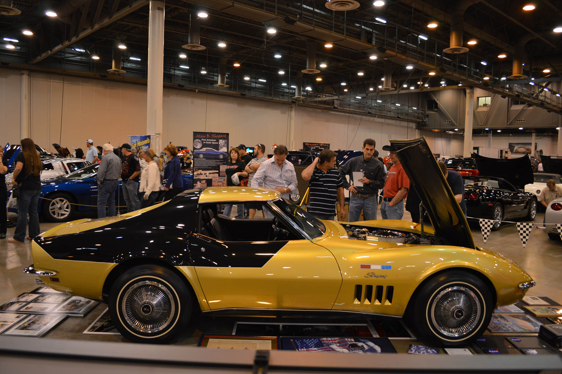 37th Corvette Chevy Expo Returns To Houston Corvette Chevy Expo Prlog