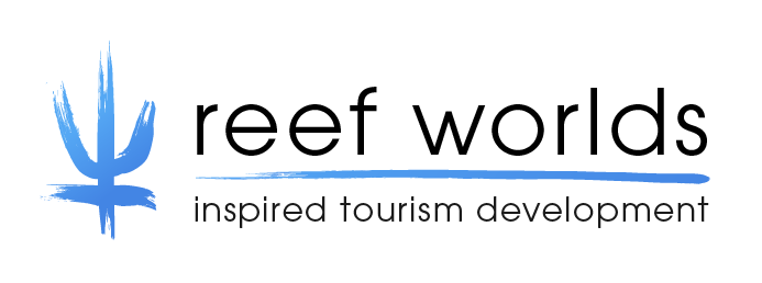 reef worlds logo