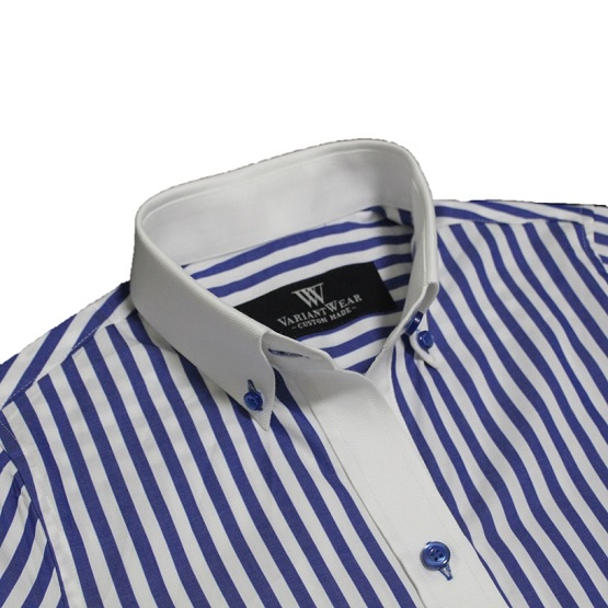 Variantwear launches online bespoke tailored shirt store for Online custom tailored shirts