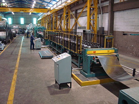Metform Roofing Roll Forming Machines Are Top Of The Line