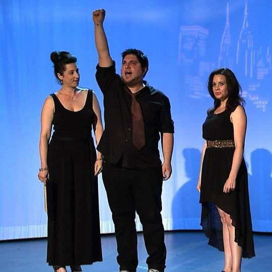 Tim Realbuto and His Broadway Talented Friends on the GingerNewYork TV Show