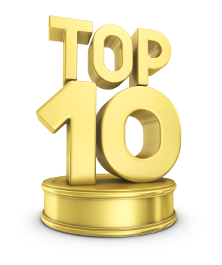 Top 10 Small