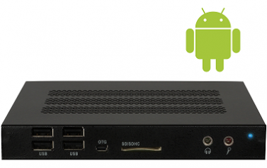 AOPEN MEP320 Android