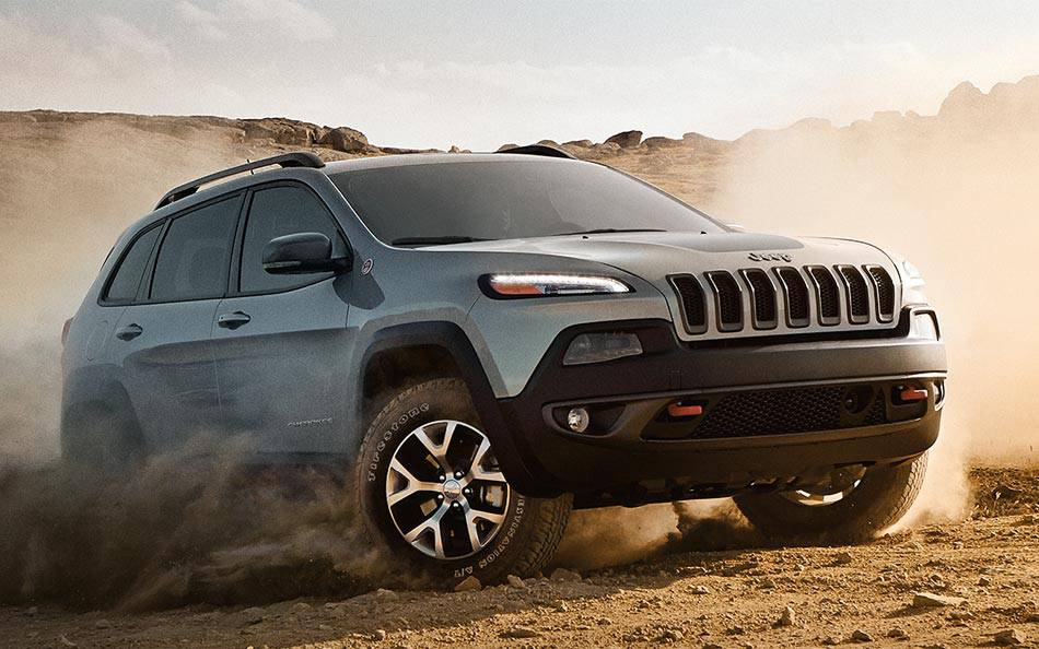 2015 Jeep Cherokee Trailhawk Named Four Wheeler Of The Year