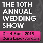 The wedding Show 2015 logo