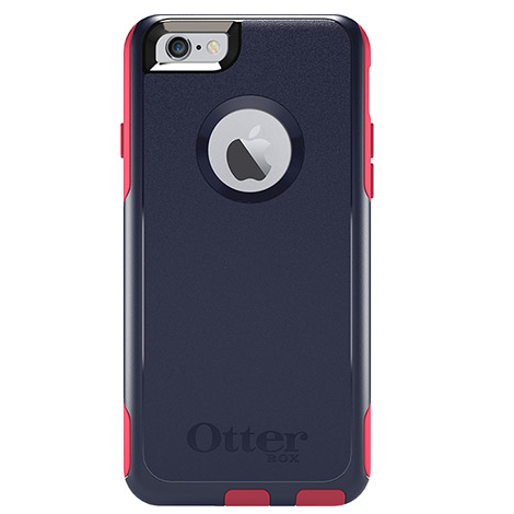 Otterbox Commuter Series iphone 6 case Admiral Blu
