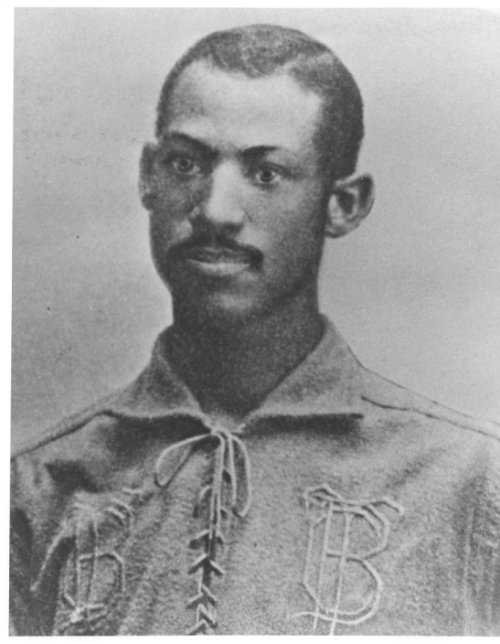Fleet Walker, film inventor and the first black Major League Baseball Player
