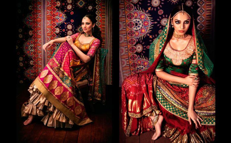 Leading Fashion Designer Ritu Kumar At The Wedding Fair At The Ajman Palace Hotel Marketing Pro Junction Prlog