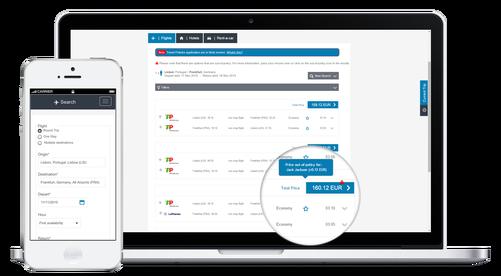 TTS Corporate Premium - Corporate Booking Solution