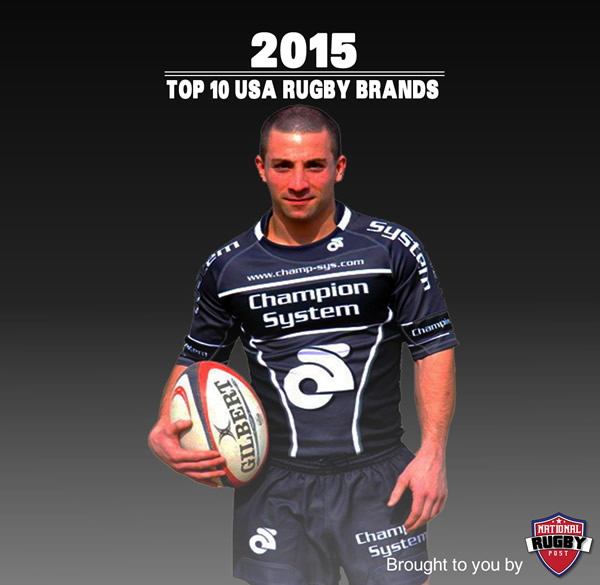 Brand Champion System Rugby 2015