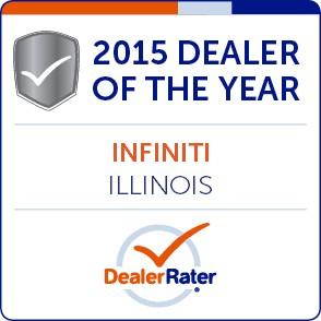 Infiniti Hoffman Estates >> Infiniti of Hoffman Estates Wins 2015 DealerRater Infiniti ...