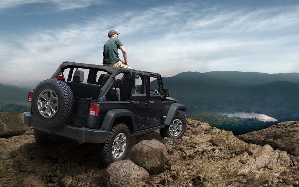 Kelley Blue Book Names 2015 Wrangler And Charger As Award