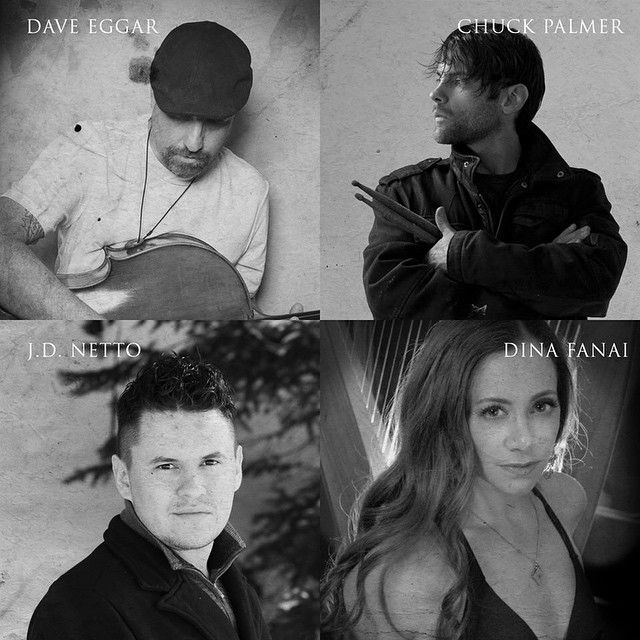 Dave Eggar, Chuck Palmer, and Dina Fanai join forces with J.D. Netto
