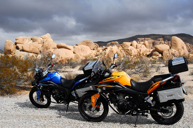 CSC RX-3 Motorcycles