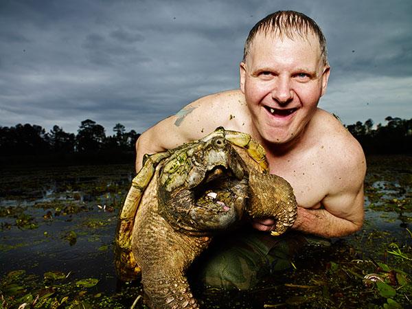 Animal Planet Turtle Man